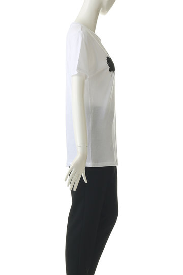 エッセン.ロートレアモン/ESSEN.LAUTREAMONTの【予約販売】【BLACKSCORE】Tシャツ B(ホワイト/3103-82513)