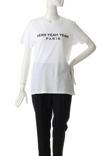 エッセン.ロートレアモン/ESSEN.LAUTREAMONTの【BLACKSCORE】Tシャツ E(ホワイト/3103-83514)