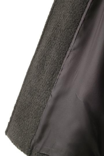 エッセン.ロートレアモン/ESSEN.LAUTREAMONTのシープボアパイルコート(オフ/3164-85007)