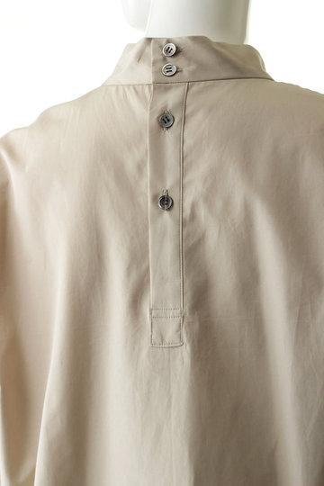 エッセン.ロートレアモン/ESSEN.LAUTREAMONTのALBINI ハイネックシャツ(ブラック/3173-85018)