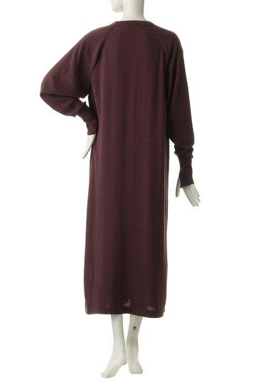 エッセン.ロートレアモン/ESSEN.LAUTREAMONTの羽織りドッキングワンピース(ブラック/3161-85015)