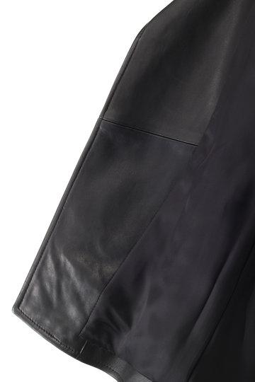 エッセン.ロートレアモン/ESSEN.LAUTREAMONTのライダースジャケット(ブラック/3165-85008)