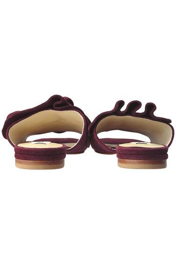 ナゴンスタンス/nagonstansのDecorative Flat Sandals/サンダル(ダークネイビー/470CS355-7520)