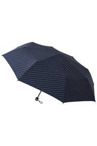 <ELLE SHOP>メンズ(MENS)【フロータス】超撥水・耐風 折り畳み傘 ディープネイビー画像