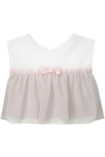 ポプキンズ/POMPKINSの【Baby】フォーマルスタイ(ピンク/2614001)