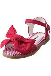 31%OFF!<ELLE SHOP>【KIDS】結びリボンサンダル ピンク画像