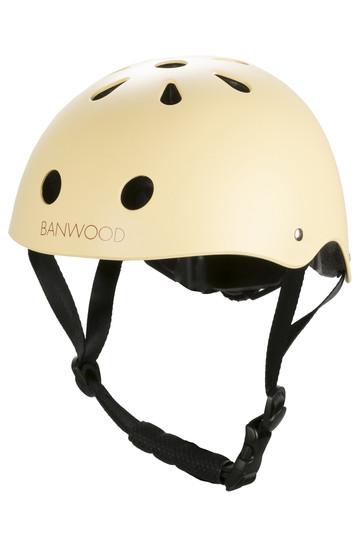 バンウッド/BANWOODの【KIDS】ヘルメット(バニラ/4571194363845)
