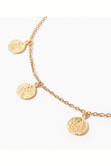 アルティーダ ウード/ARTIDA OUDのancient コイン GREEK アンクレット(ゴールド/1218211000104021)