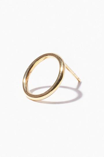 アルティーダ ウード/ARTIDA OUDのbone オーガニック thin サークルピアス(片耳用)(ゴールド/1218210102204000)
