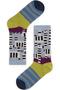 【OTTAIPNU×socksappeal】ソックス ソックスアピール/socks appeal アッチムイテゼブラ