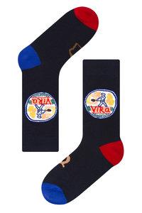 <ELLE SHOP> socks appeal ソックスアピール 【Mogu Takahashi】ソックス pizza shop