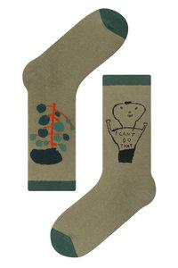 <ELLE SHOP> socks appeal ソックスアピール 【Mogu Takahashi】ソックス i can do that