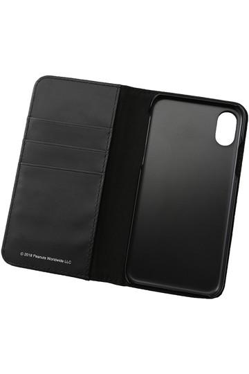 スマートフォングッズ/SMART PHONE GOODSのiPhone5.8inch/Ⅹ対応フリップカバー(ジョー・クール/SNG-303B)