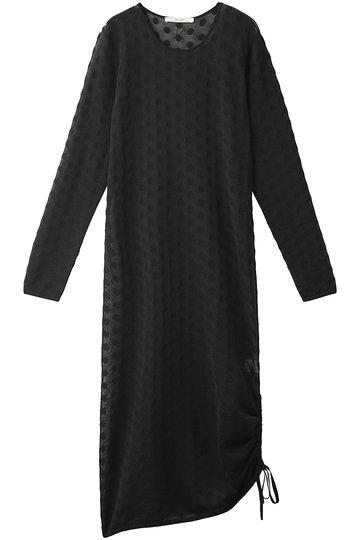 ボーメ/BAUMEのジャカードドレス(ブラック/31903-17-2701)