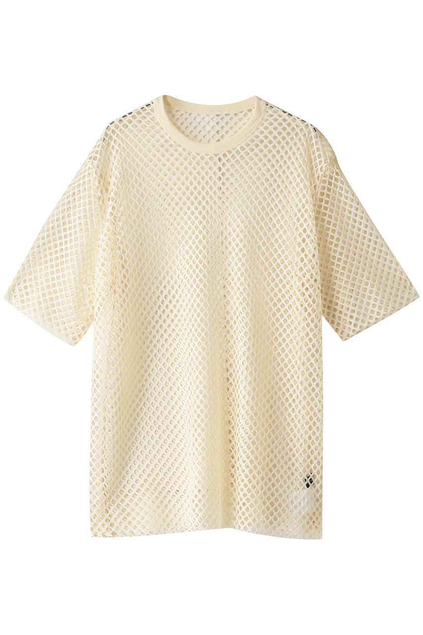 MAISON SPECIAL メゾンスペシャル メッシュTシャツ WHT(ホワイト)