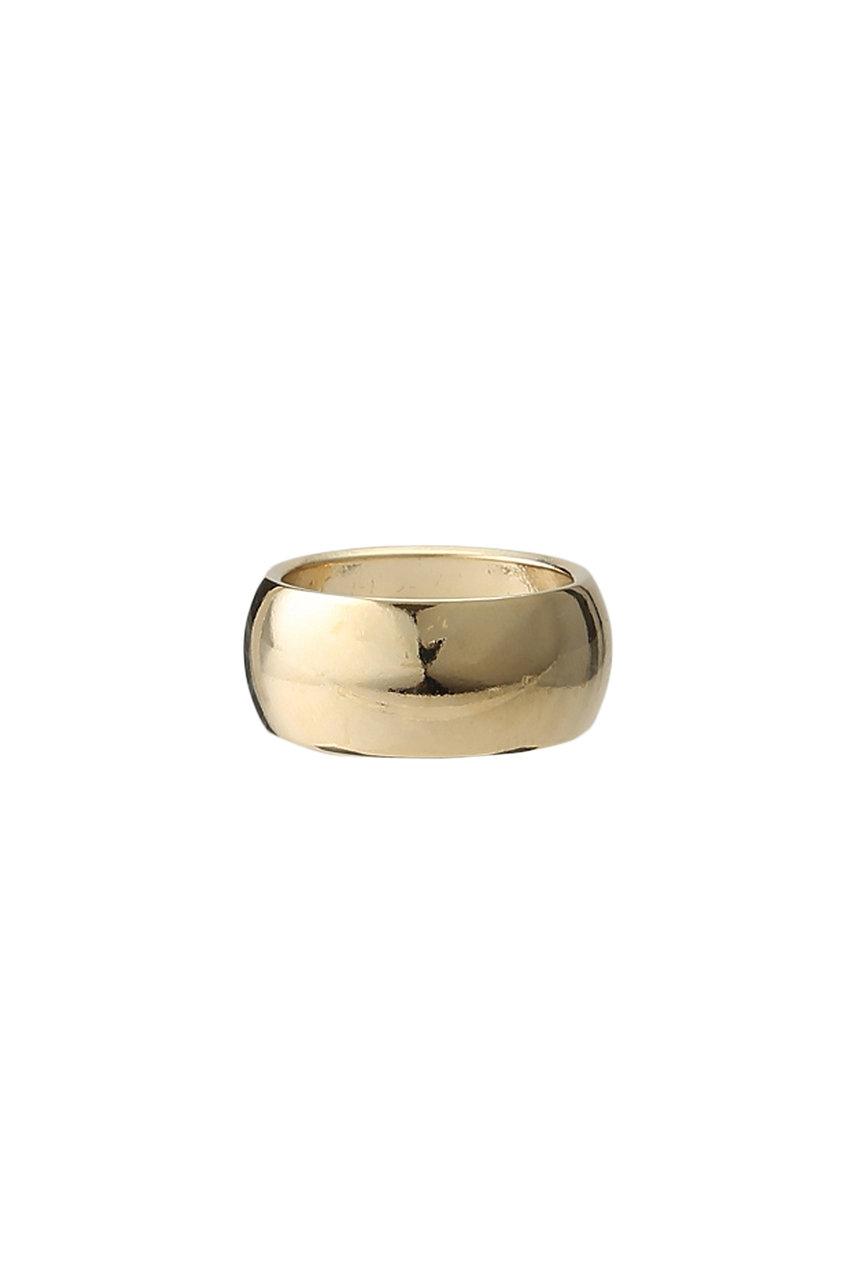 メゾン スペシャル/MAISON SPECIALの【LAURA LOMBARDI】LUNA RING BRASSリング(GLD(ゴールド)/22199669920)