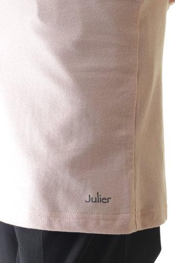 ジュリエ/Julierのコットンベア天バッククロスチュニック(ピンク/B1991JUB003)
