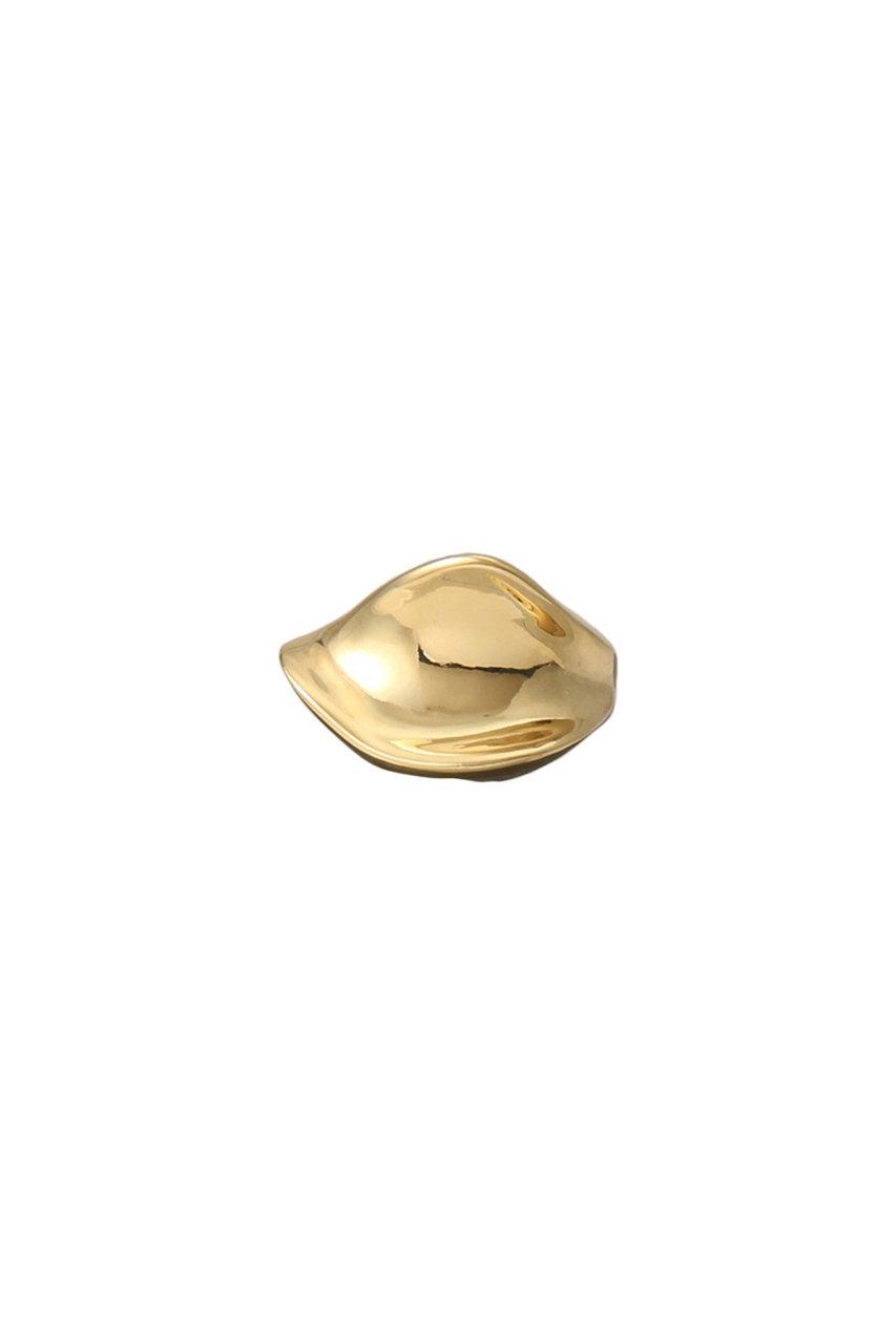 エジック/Ezickのゴールドボリュームリング(ゴールド/936585)