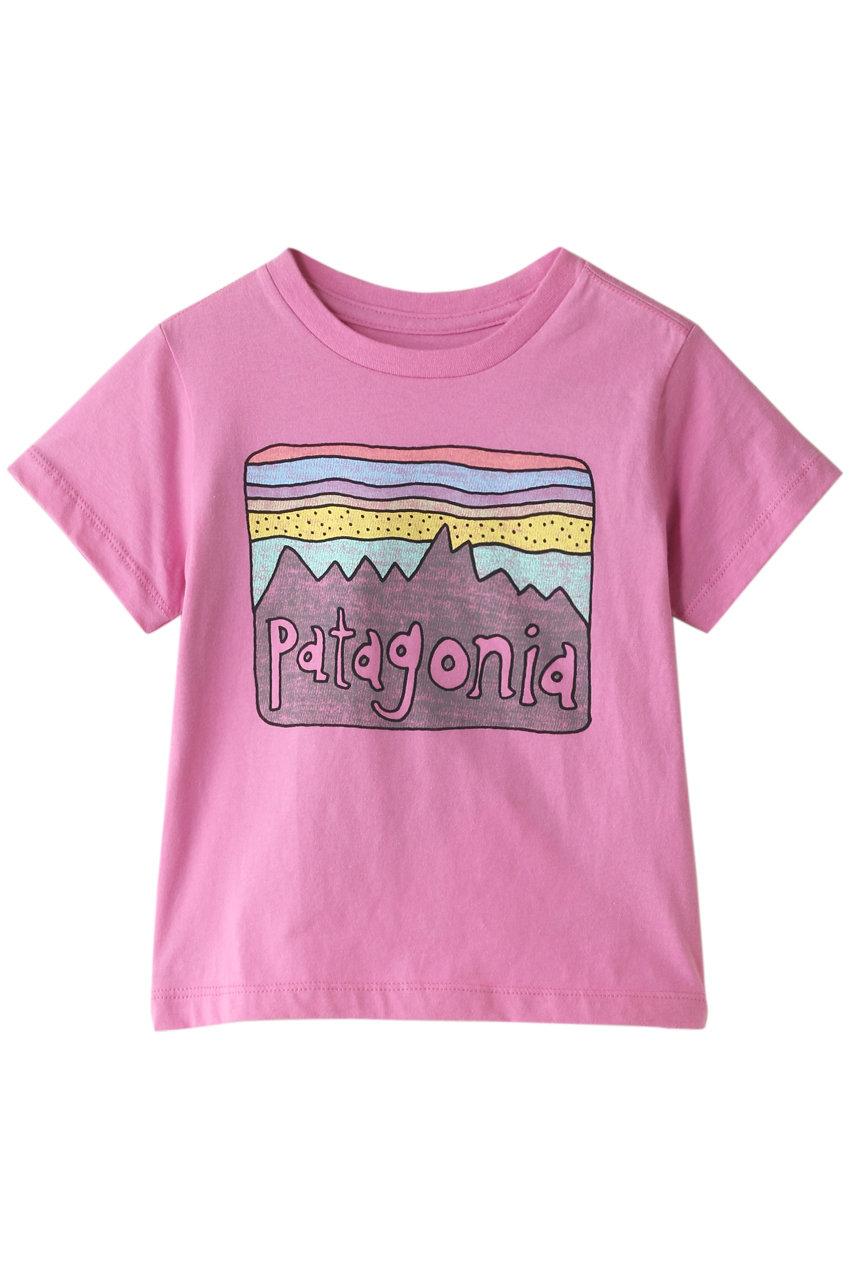 パタゴニア/patagoniaの【Baby】フィッツロイスカイズオーガニックTシャツ(MBPI/60419)