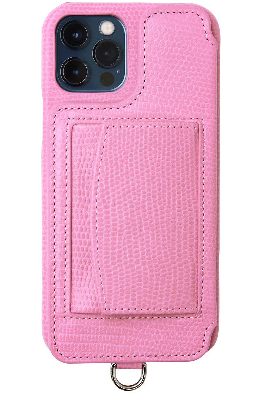 デミウルーボ/DemiurvoのPOCHE Lizard iPhoneケース(リザード型サクラ/4549712082912)