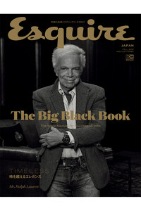 <ELLE SHOP>【送料無料】MEN'S CLUB11月号増刊 Esquire The Big Black Book FALL 2018(2018/9/22発売)